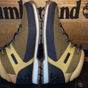 Timberland Euro Sprint Fabric Hikers